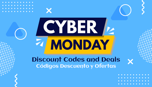 Cyber Monday promo codes